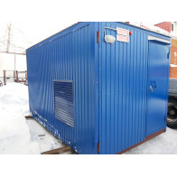S.E.A. Construction Контейнер утепленный, тип Север, УБК5000 для размещения дизель генератора